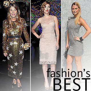 Pictures of Celebrities at Milan Fashion Week including Abbie Cornish, Scarlett Johanssen, Heidi Klum, Bar Rafaeli and more!