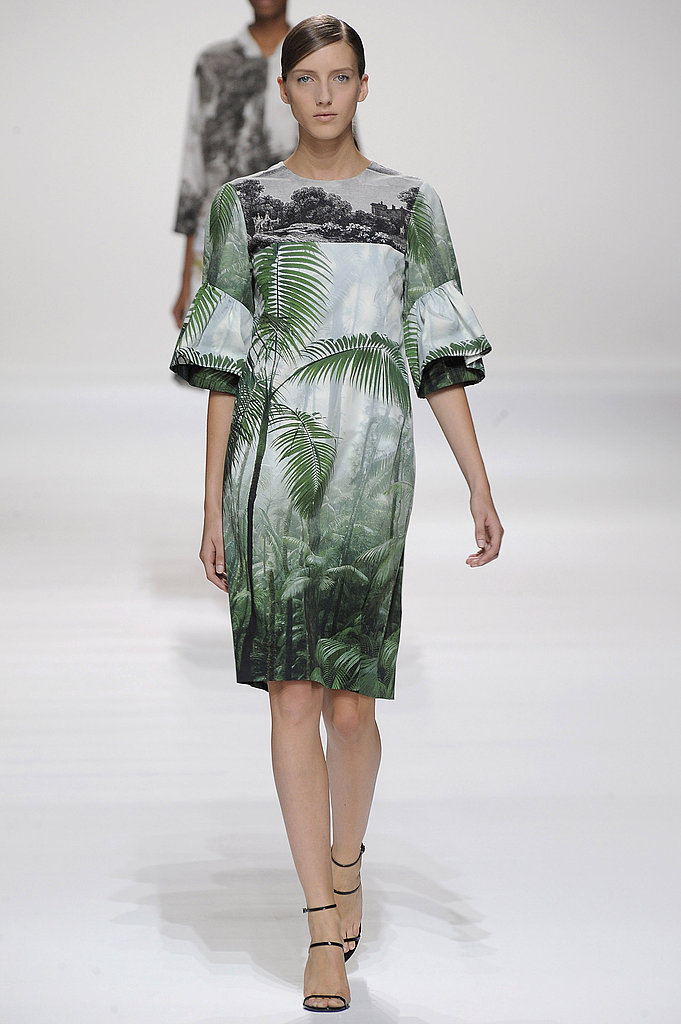 Dries Van Noten Spring 2012