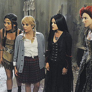 Pretty Little Liars Halloween Episode Pictures