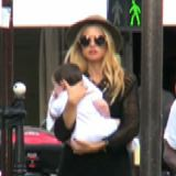Rachel Zoe and Baby at Paris Fashion Week (Video)