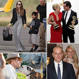 Angelina and Maddox's Day, Gwyneth and Matt's Jokes, and Kate's Emmys Joy: September's Cutest Pictures!