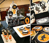 Halloween Dessert Table Goodies