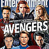 The Avengers Entertainment Weekly Cover