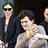 Miranda Kerr, Orlando Bloom, Flynn Bloom Pictures in Paris