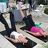 Pilates and Yoga Hybrid Classes