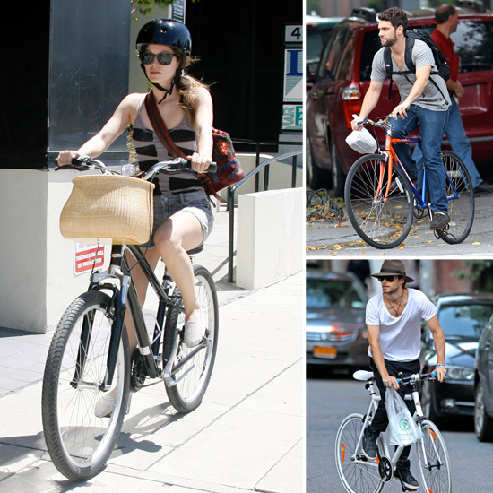 Bicycle Buff Celebs