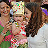 Kate Middleton Visits the Royal Marsden Hospital