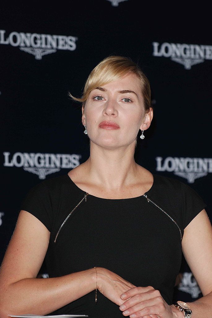 Kate Winslet for Logines in China.