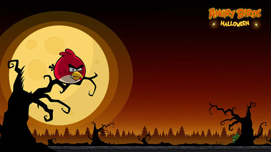 Angry Birds Halloween ($2)