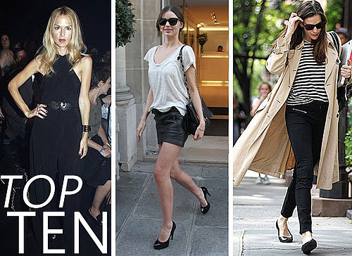 Pictures of This Week's Top Ten Best Dressed Celebrities, Including Miranda Kerr, Kate Middleton, Chloe Moretz & more!
