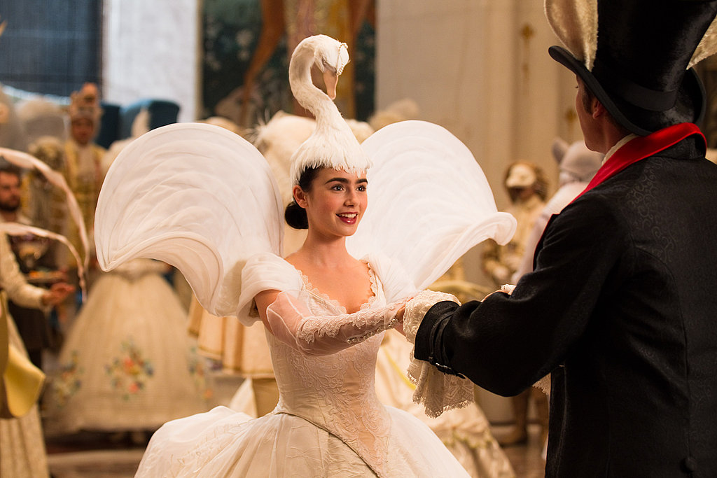 Lily Collins as Snow White.  Photo courtesy of Relativity