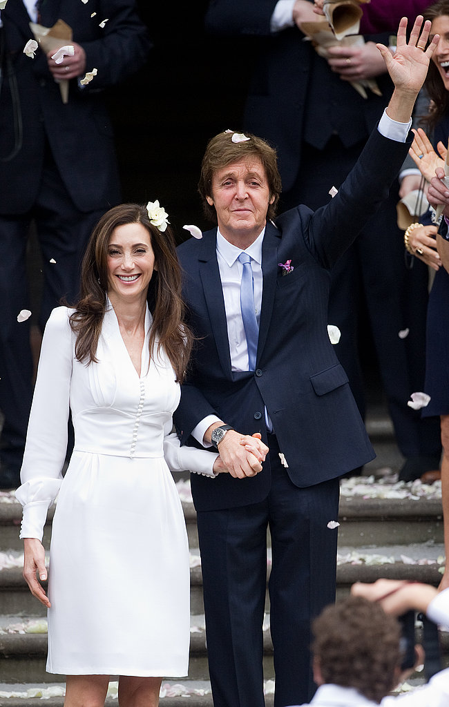 Paul McCartney and Nancy Shevell Are Married — See the Pictures!