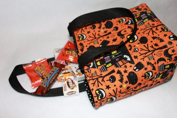 Halloween Trick or Treat Bag ($15)