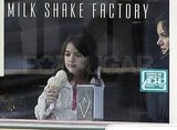 Suri Cruise sat with Katie Holmes at the Milk Shake Factory.