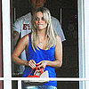 Reese Witherspoon Pictures on Set of MUD