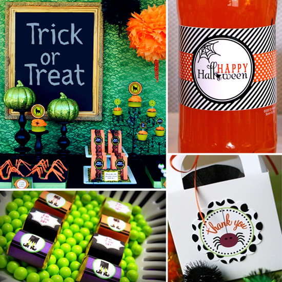 Decor Party Supplies Best Baby Decoration - Halloween Decoration Ideas For Birthday Party
