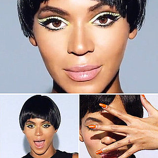 "Beyonce Knowles ""Countdown"" Video Short Hair"