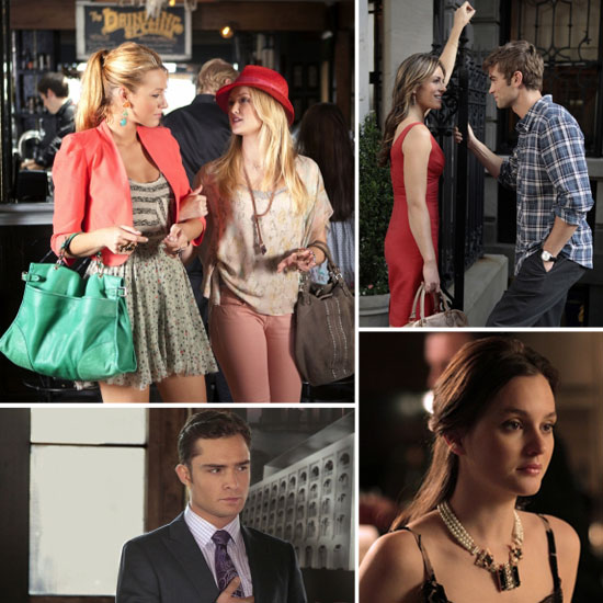 "Top OMG Moments From Gossip Girl Episode ""Beauty and the Feast"""