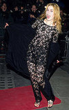 Kate Winslet went see-through for the 1996 premiere of Sense and Sensibility in London.