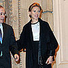 Scarlett Johansson With Scott Stringer at The Plaza Pictures