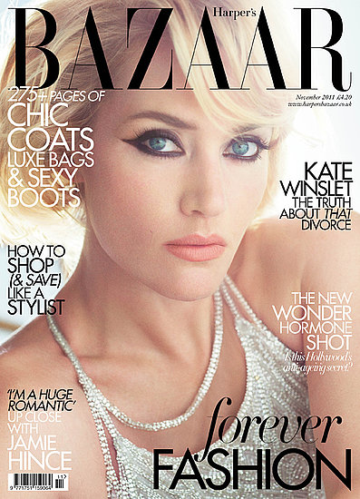 "Kate Winslet Talks Divorce and Her ""Complicated"" New Chapter in Harper's Bazaar UK"