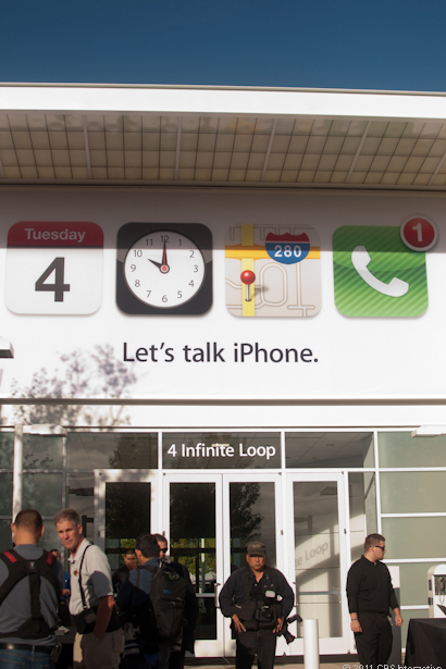First Look at the iPhone Event