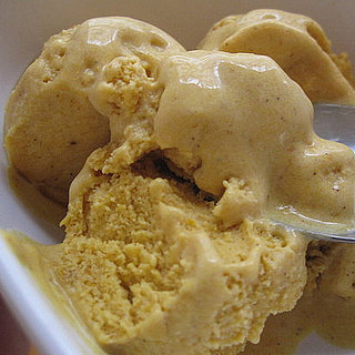 Pumpkin Ice Cream (Recipe)