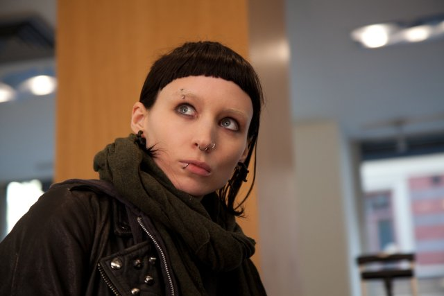 Lisbeth Salander From The Girl With the Dragon Tattoo