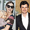 Miranda Kerr and Flynn Bloom in London
