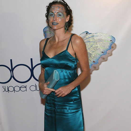 Minnie Driver was a blue fairy at Heidi Klum and Seal's 2006 party in LA.
