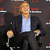 George Clooney Pictures Ides of March Time Questions Event