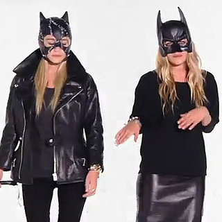 Mary-Kate Olsen and Ashley Olsen Halloween Costumes Pictures