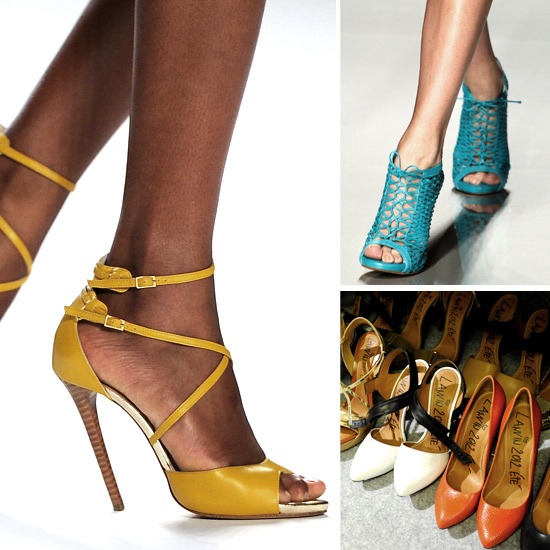 The Best Shoes From Paris Fashion Week Spring 2012