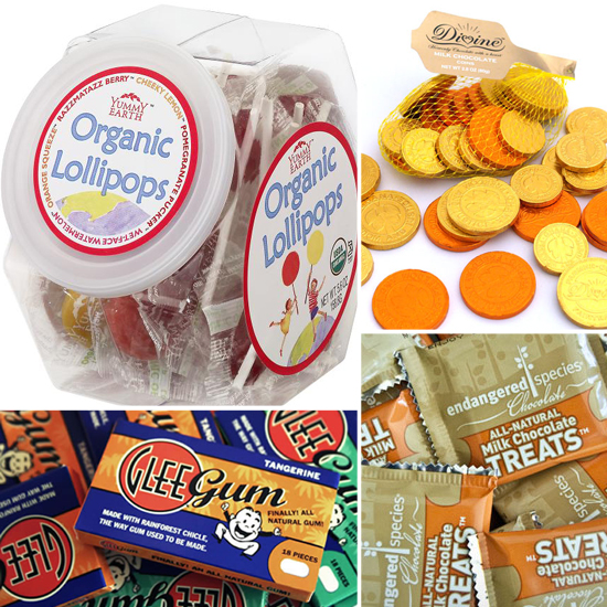 Fair Trade Halloween Candy