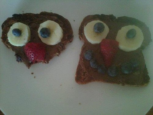 Healthy Breakfast and Snack