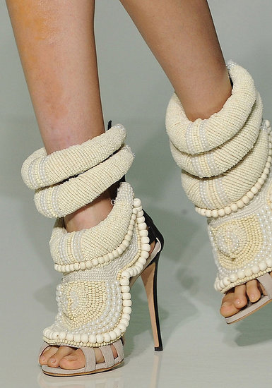 Paris Fashion Week's Top Shoes for Spring 2012