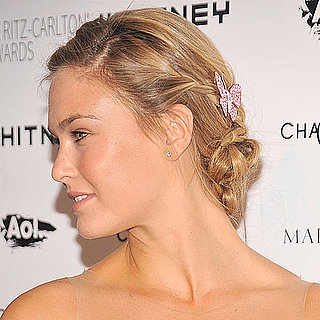 Bar Refaeli Butterfly Hair Clip