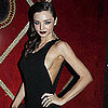Miranda Kerr Shows Skin at Paris Fashion Week Pictures