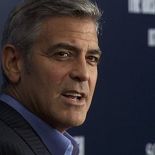 George Clooney New York Premiere of The Ides of March Video