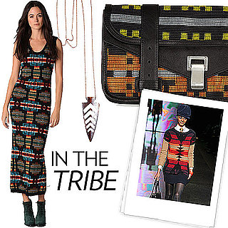 Navajo Trend Shopping Fall 2011