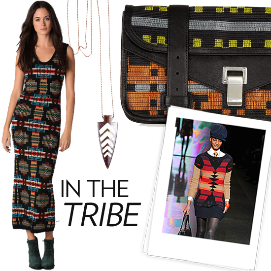 Shop the Trend: Navajo-Inspired Prints