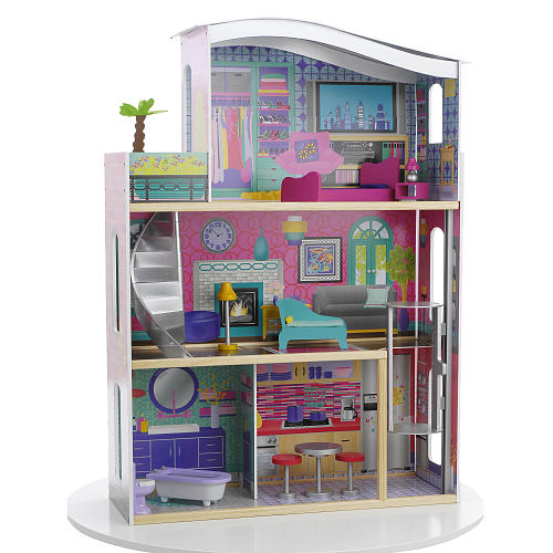 Imaginarium Glitter Suite Dollhouse ($100)
