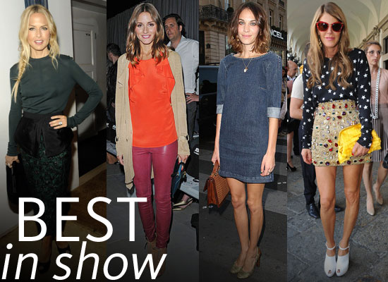 Best In Show: Fashion Week's Best Dressed of the S/S Season