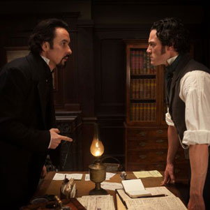 The Raven Trailer Starring John Cusack