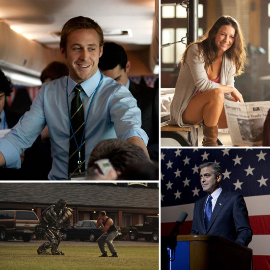 Movie Sneak Peek: The Ides of March and Real Steel