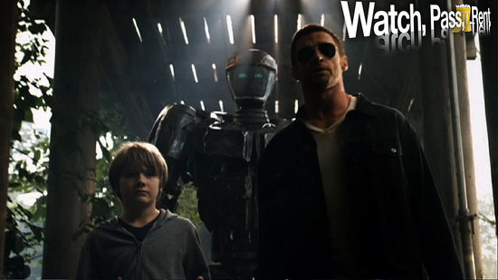 Watch, Pass, or Rent Video Review: Real Steel