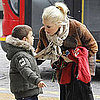 Gwen Stefani, Kingston Rossdale, and Zuma Rossdale Pictures