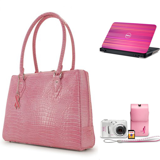 Pink Gadgets For National Breast Cancer Awareness Month