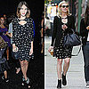 Alexa Chung and Kirsten Dunst Wearing Rebecca Taylor
