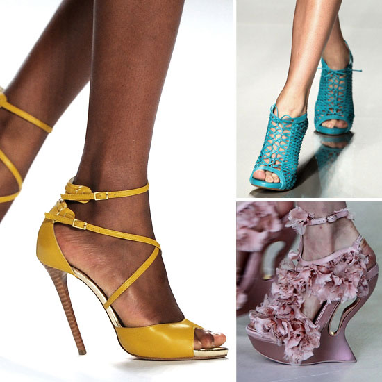 Scope the Most Stunning Shoes From Paris Fashion Week